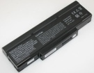 BTY-M68筆記本電池, MSI微星BTY-M68 9-cell laptop batteries
