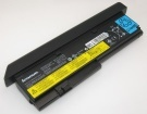 ThinkPad X200 7454筆記本電池, 原裝LENOVO聯想ThinkPad X200 7454 9-cell laptop batteries