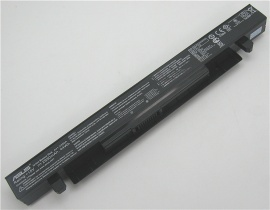 A41-X550A筆記本電池, 原裝ASUS華碩A41-X550A 4-cell laptop batteries